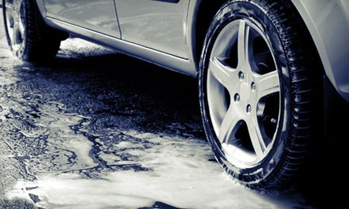 Texas Splish Splash Hand Car Wash - Multiple Locations: $24 for a Hand Car Wash and Liquid Wax at Texas Splish Splash Hand Car Wash (Up to $66 Value). Two Locations Available.
