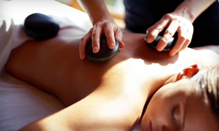 Hot Stone Hut - Victoria: Intro to Hot Stone Massage Course for One or Two People with Starter Kit from Hot Stone Hut