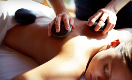 Hot Stone Massage at Home Introductory Training Course for 1 and 1 Take-Home Starter Kit (a $130 value) - Hot Stone Hut in Victoria