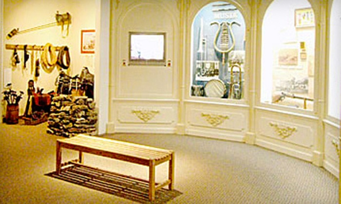 The Sophienburg Museum and Archives - New Braunfels: $10 for a Museum Outing for Two at The Sophienburg Museum and Archives in New Braunfels ($20 Value)