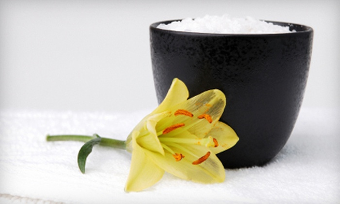 Pure Daily Bliss Day Spa - Norco: $49 for a Body Scrub, Wrap, and Massage at Pure Daily Bliss Day Spa in Norco ($139 Value)