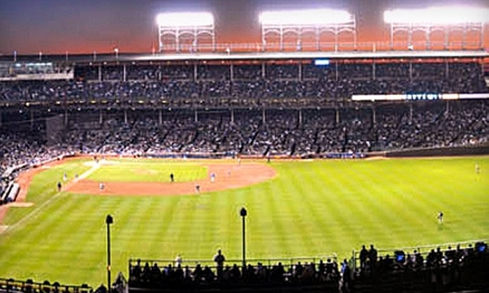 Sheffield Baseball Club - Multiple Locations: Rooftop Club Tickets to a Chicago Cubs Game. Fourteen Dates Available.
