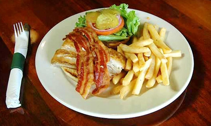 Breakers Restaurant & Bar - Honolulu: Seafood and Drinks at Breakers Restaurant & Bar in Haleiwa. Choose from Three Options.
