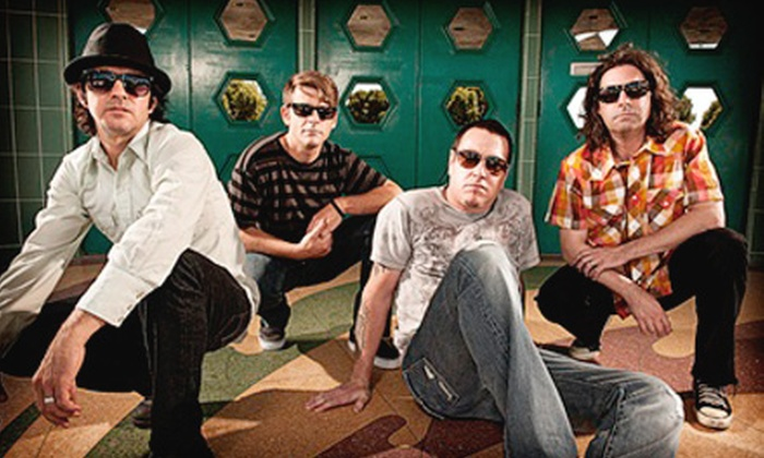 Smash Mouth at Hard Rock Cafe - Las Vegas Strip - The Strip: $10 for One Ticket to See Smash Mouth Live in Las Vegas HDNET Concert at Hard Rock Cafe – Las Vegas Strip on July 17 at 7:30 p.m. (Up to $23.25 Value)
