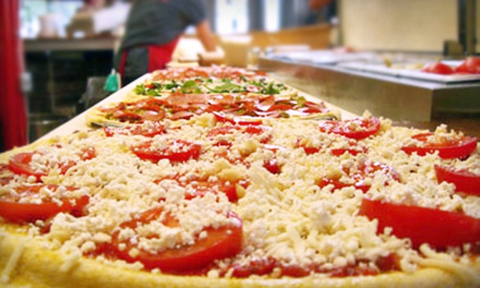 Back Road Pizza - Santa Fe: $10 for $20 Worth of Pizza and Drinks at Back Road Pizza in Santa Fe