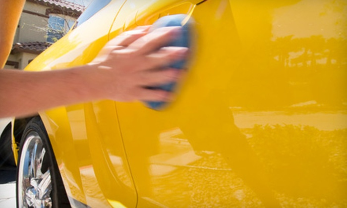 Excessive Detail - Columbia: Three Car Washes or One Premium Detail Package at Excessive Detail in Columbia (Up to 67% Off)