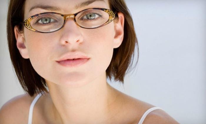 Original Eyewear - Syracuse: $65 for $200 Worth of Vision Exams, Contact Evaluations, and Prescription Eyewear at Original Eyewear