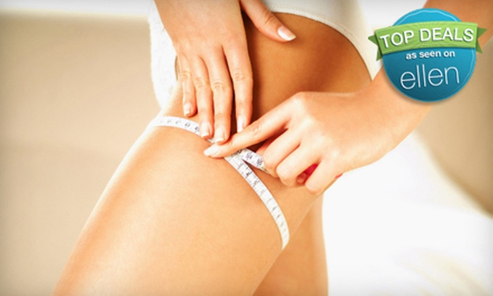 Peninsula Wellness Centre - Mountain View: $1,199 for Six Zerona-Laser and Proellixe-Vibration Body-Contouring Treatments at Peninsula Wellness Centre in Mountain View ($2,520 Value)