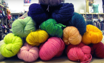 2-Class Beginning Knitting Course on Sunday, April 29 and May 6 at 4PM - Anacapa Fine Yarns in Ventura