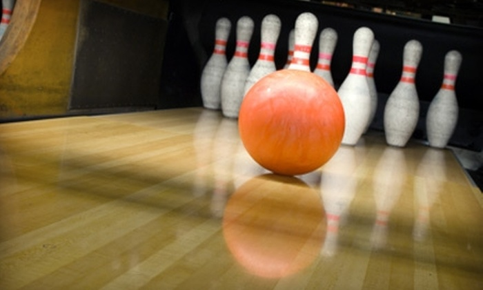 Rockford Area Bowling Centers - Multiple Locations: $5 for Two Games of Open Bowling and Shoe Rental at One of Five Rockford-Area Bowling Centers ($11 value)