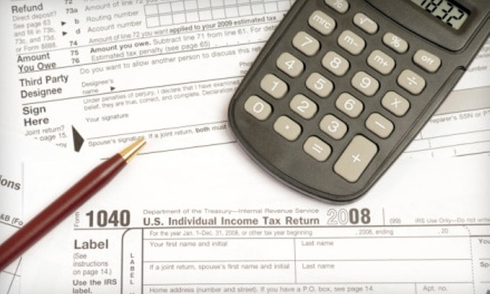Padgett Business Services - Westwood: $175 for Professional Tax Preparation for One Individual Tax Return at Padgett Business Services in Westwood