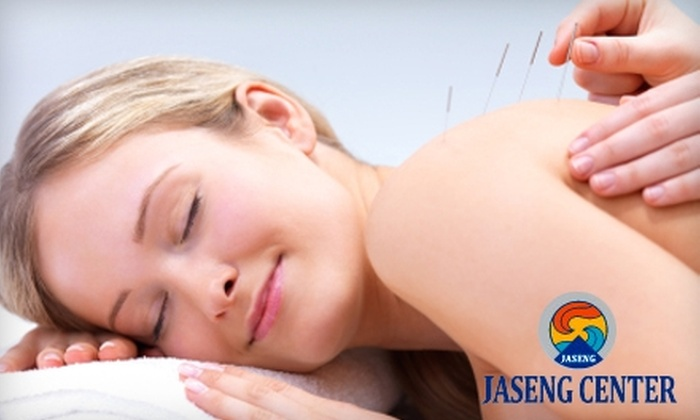 Jaseng Center for Alternative Medicine - Multiple Locations: $39 for an Acupuncture Consultation and Initial Session at Jaseng Center for Alternative Medicine in Fullerton