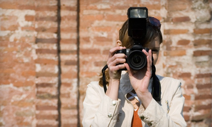 DRS Photography - Westlake: $75 for a Photography 101 Class and a Hands-On Session at DRS Photography ($250 Value)
