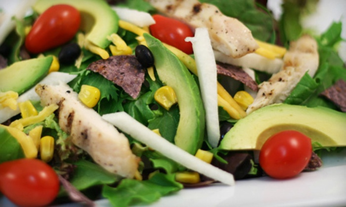 Urban Bistro - Downtown: $10 for $20 Worth of Fresh Fare at Urban Bistro in Burlingame