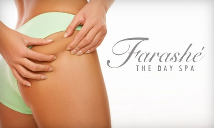 Farashé The Day Spa - Downtown Columbia: $65 for Lipo-Fitness Slimming and Anti-Cellulite Body Wrap at Farashé The Day Spa in Columbia ($135 Value)