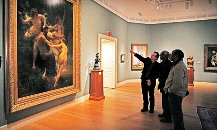 Sterling and Francine Clark Art Institute - Williamstown: $125 for a Contributor Membership to the Sterling and Francine Clark Art Institute in Williamstown ($250 Value)