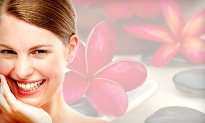 Pozitively Young Salon and Spa - Tyngsboro: $35 for a Classic Facial or a Swedish Massage at Pozitively Young Salon and Spa in Tyngsboro (Up to $75 Value)