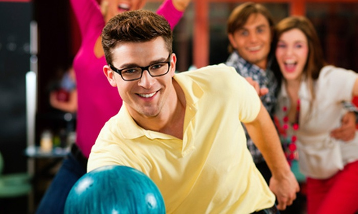 Star Lanes - Ranch Wood: Bowling Outing with Shoe Rental and Pizza for Two or Four at Star Lanes in Sandusky (Up to 60% Off)