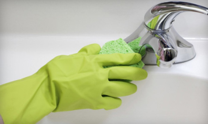 Ecolistic Cleaning - Annapolis: $49 for Two Man Hours of House Cleaning from Ecolistic Cleaning ($125 Value)