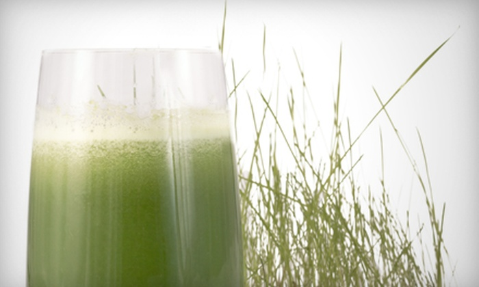 The Juicy Naam - Upper East Side: $149 for Three-Day Organic Juice Cleanse from The Juicy Naam ($450 Value)