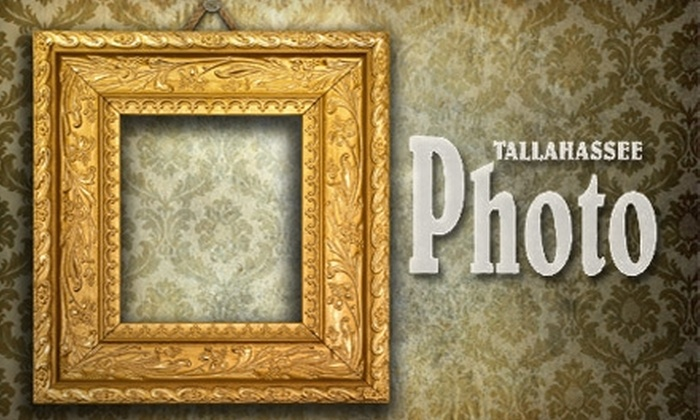 Tallahassee Photo - Tallahassee: $50 for $100 Worth of Custom Framing Services, or $25 for a Two-Hour Digital Camera Class ($50 Value) at Tallahassee Photo