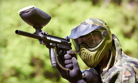 Paintball Outing for 1 (a $35 value) - i70 Paintball in Huber Heights