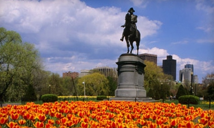 Boston CityWalks - Multiple Locations: $12 for Walking Tour from Boston CityWalks (Up to $25 Value)