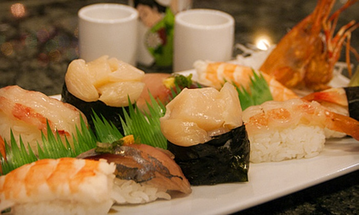 Sonoda's 550 Broadway - Speer: $12 for $25 Worth of Sushi Dinner and Drinks at Sonoda's 550 Broadway