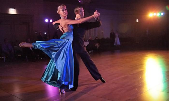 Savannah Ballroom Dance Studio - Oakhurst: $49 for a Dance-Lesson Package at Savannah Ballroom Dance Studio ($150 Value)