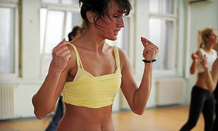 Class Fitness Studio - Brookside: 5  or 10 Women's Zumba, Yoga, or Turbo Kick Classes at Class Fitness Studio (Up to 66% Off)