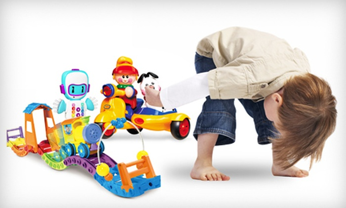Toygaroo: $45 for a Three-Month Toy-Rental Package from Toygaroo (Up to $105 Value)
