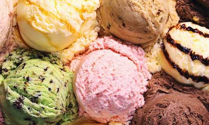 Maggie Moo's Ice Cream and Treatery - West Omaha: $8 for Six Ice-Cream Cupcakes at Maggie Moo's Ice Cream and Treatery ($15.99 Value)