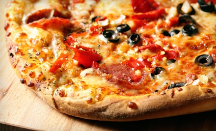 $20 Groupon to Mancino's Pizza & Grinders - Mancino's Pizza & Grinders in Taylor