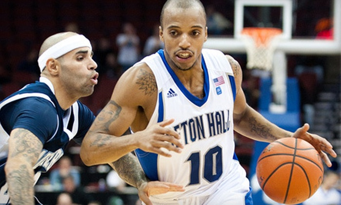 Seton Hall Pirates - Newark Central Business District: One Ticket to Seton Hall Men's Basketball Versus St. John's at Prudential Center on February 14 (Up to $31.50 Value)