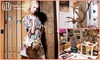 Hayden-Harnett - Los Angeles: $75 for $175 Worth of Designer Handbags & More at Hayden-Harnett Online