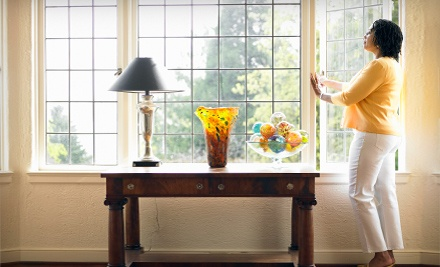 TMC Cleaning: $60 Toward Residential Window Cleaning or 12 Windows Cleaned (Either Interior or Exterior) - TMC Cleaning in