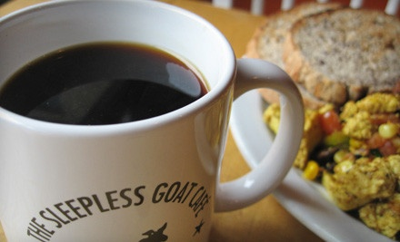 Sleepless Goat Cafe - Sleepless Goat Cafe in Kingston