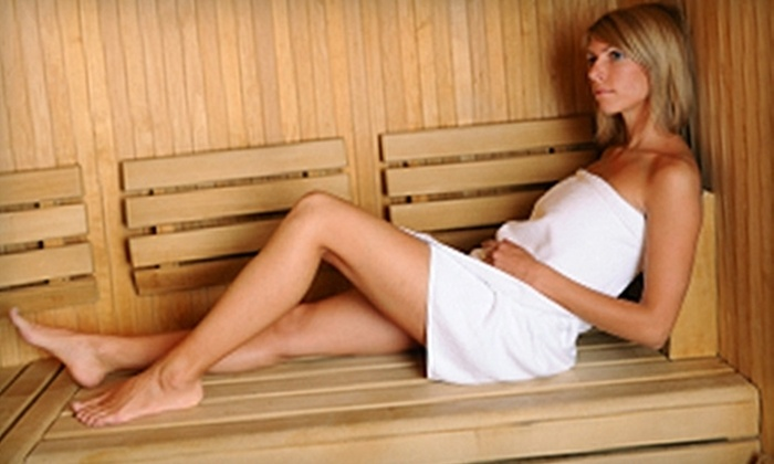Sauna Plus - McIntosh: $29 for 2 Sessions of Far Infrared Sauna Therapy at Sauna Plus ($58 Value)