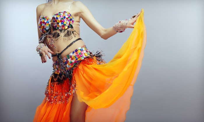 Hourglass Bellydance - Gardendale: One Month of Weekly or Twice-Weekly Women's Belly-Dancing Classes at Hourglass Bellydance (Up to 53% Off)