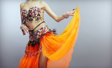 1 Month of Weekly Women's Belly-Dancing Lessons (up to a $40 value) - Hourglass Bellydance in Corpus Christi