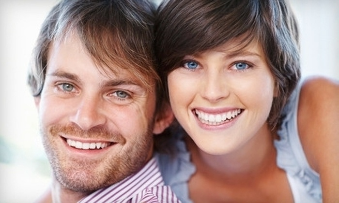 Glacier Dental - Willow Glen: $45 for a Dental Package with Exam, X-rays, and Cleaning at Glacier Dental in Oshkosh (Up to $355 Value)