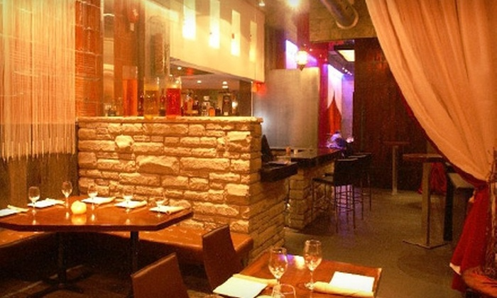 Mazaar - City Centre: $15 for $30 Worth of Lebanese Cuisine and Drinks at Mazaar