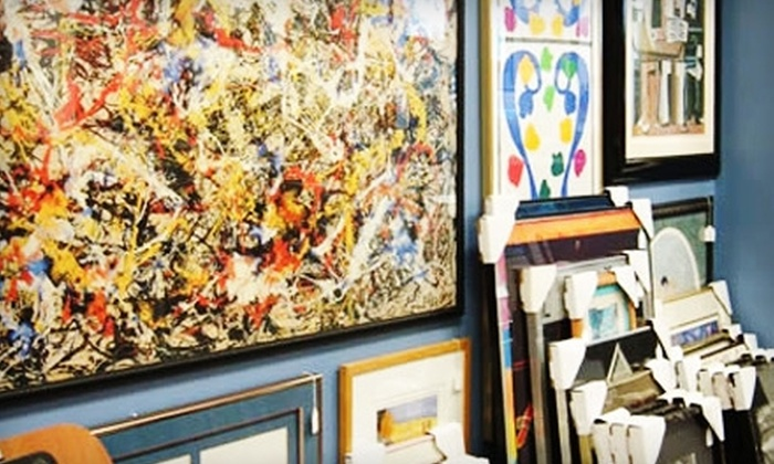 Ocala Art and Frame - Ocala: $49 for $100 Worth of Art and Framing at Ocala Art and Frame