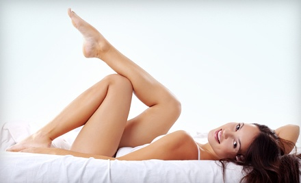 4 Laser Hair-Removal Treatments on a Small Area (a $300 total value) - Splendid Skin Medspa in Louisville