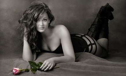 30-Minute Glamour or Boudoir Photo-Shoot Package (a $185 value) - IN-FOCUS Photography in St. Francis