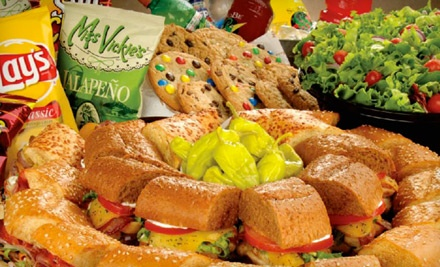 $12 Groupon Toward Sandwiches at Quiznos - Quiznos Subs San Diego in San Diego