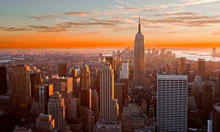 Two or Four Tickets to the NY Fun Music Tour (Up to 56% Off)