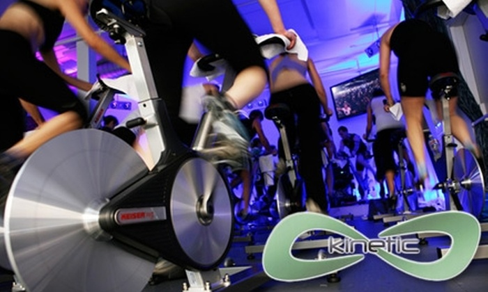 Kinetic Cycling - West Los Angeles: $22 for Four Indoor Cycling Classes at Kinetic Cycling in Brentwood