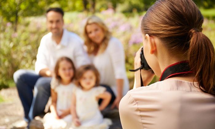 Expressions Fotografy - Washington DC: 45-Minute Family Photo Shoot from Expressions Fotografy (70% Off)
