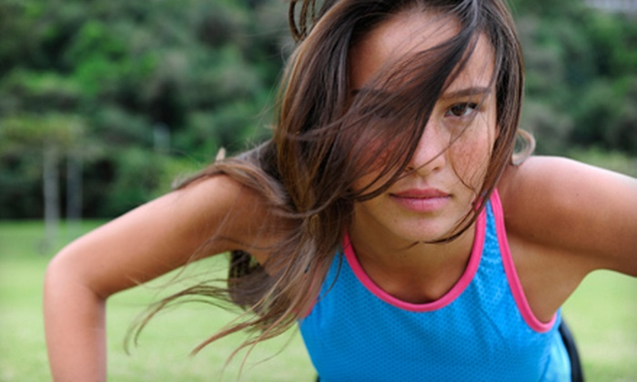 Women's Boot Camp Fitness - Garden Ranch: 8, 12, or 20 Boot-Camp Classes at Women's Boot Camp Fitness (Up to 71% Off)
